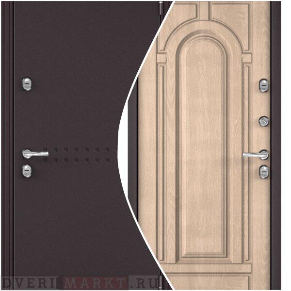 Входная металлическая дверь Бульдорс Termo 100 10T-102 — Дверимаркт