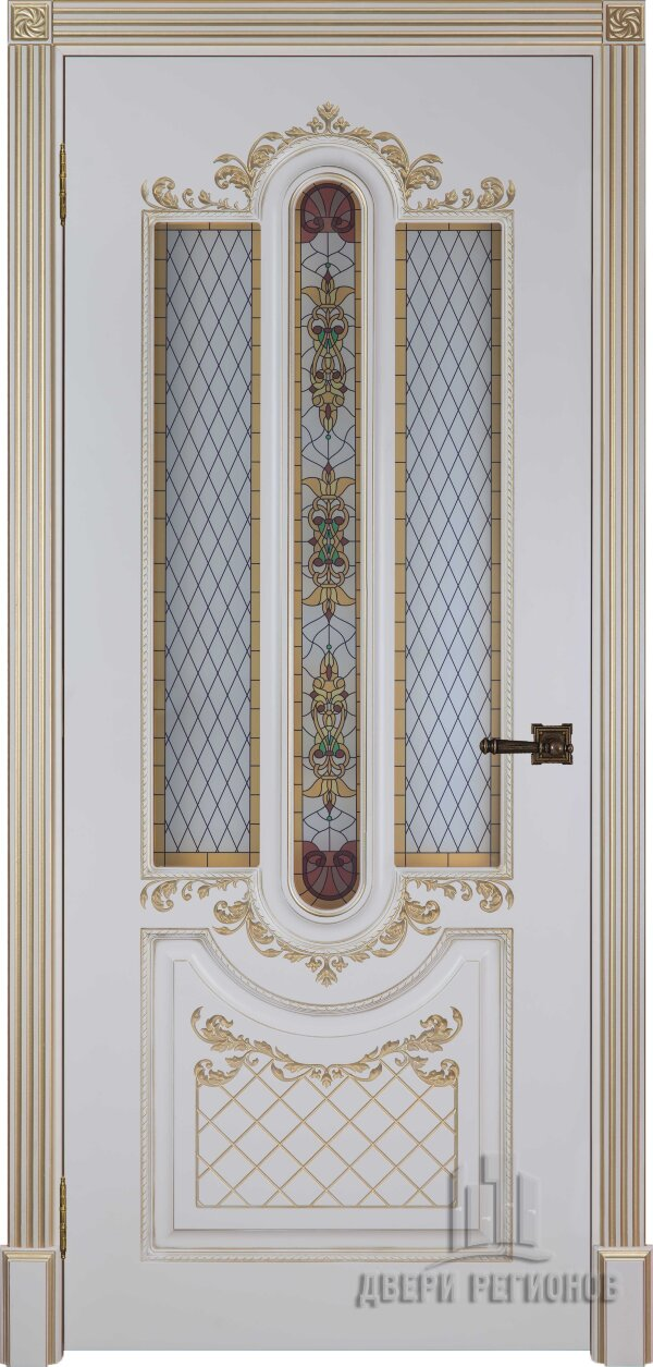 Ульяновские двери Regidoors Александрия 2 (со стеклом) — Дверимаркт