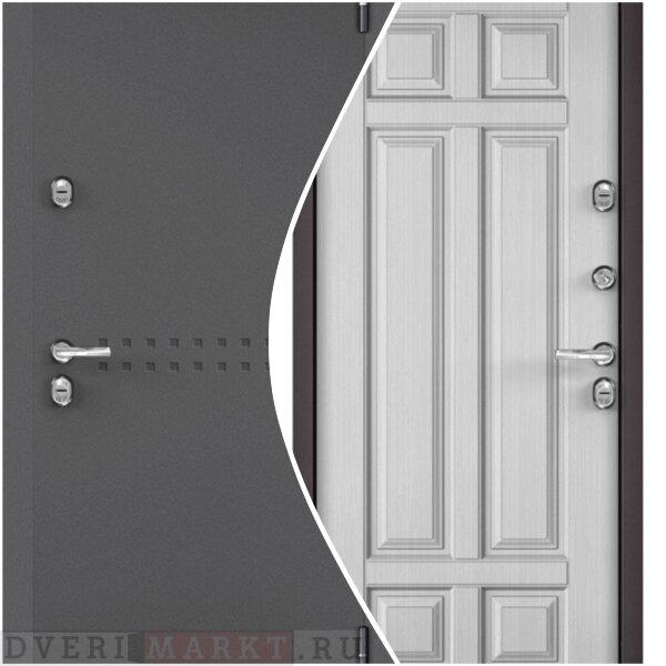 Входная металлическая дверь Бульдорс Termo 100 10T-115 — Дверимаркт