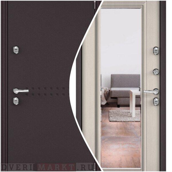 Входная металлическая дверь Бульдорс Termo 100 10T-140 — Дверимаркт