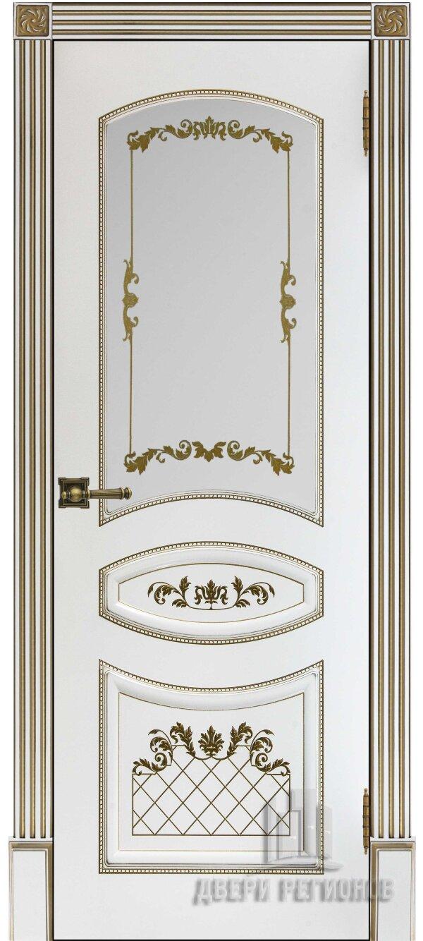 Ульяновские двери Regidoors Алина (со стеклом) — Дверимаркт