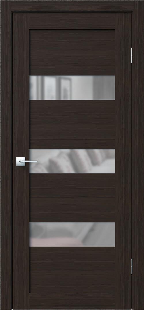 """Дверь комплект экошпон Viva """"Эко 8"""" (Полотно, коробка, наличники, ручки) — Дверимаркт"""