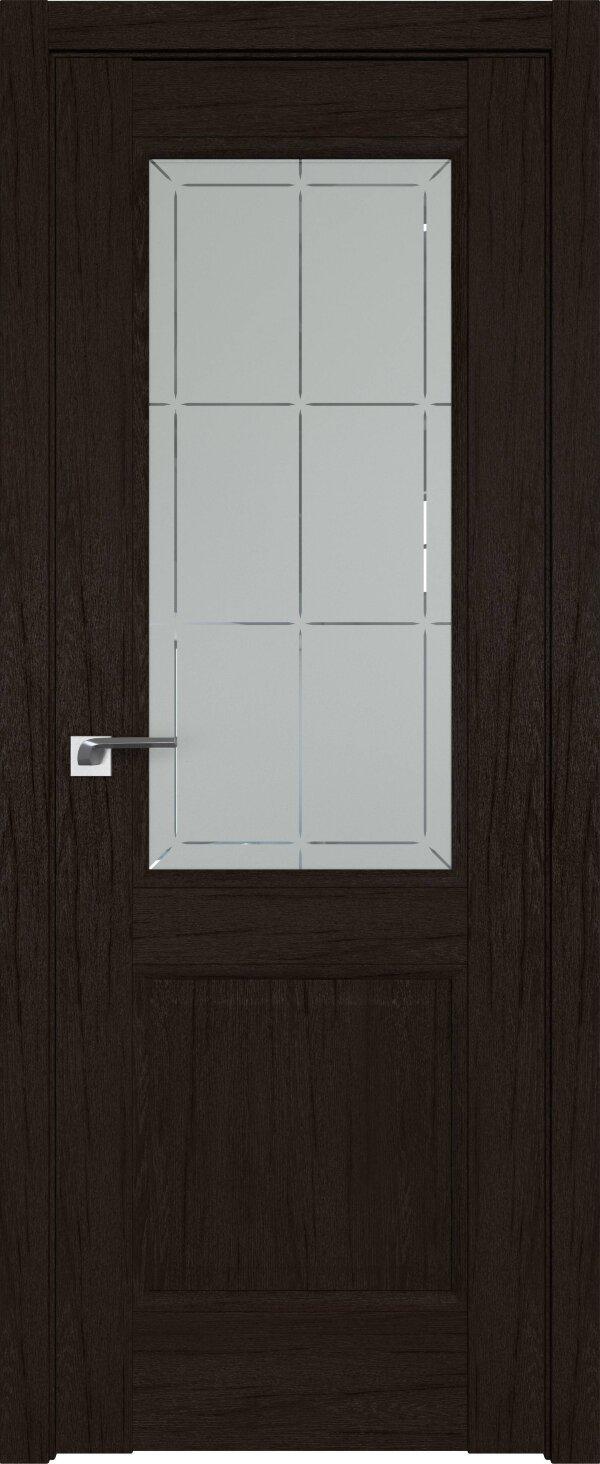 Межкомнатная дверь экошпон PROFIL DOORS 2.42XN — Дверимаркт