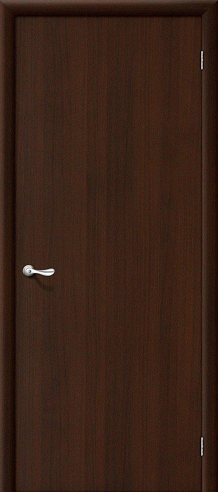 Межкомнатная ламинированная строительная дверь Браво Гост Л-13 (Венге) — Дверимаркт