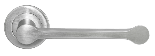 Ручка дверная Morelli Luxury NC-3 RAIN — Дверимаркт