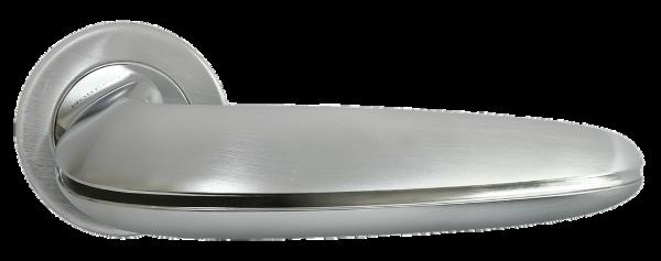 Ручка дверная Morelli Luxury NC-5 SUNRISE — Дверимаркт