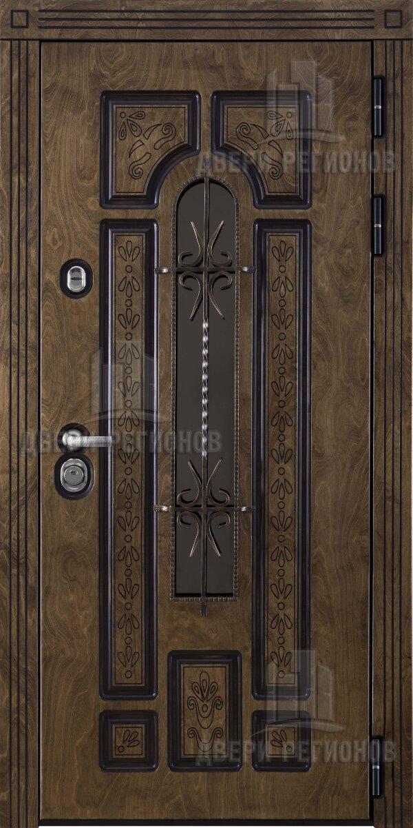 Входная уличная металлическая дверь Regidoors Арктика — Дверимаркт