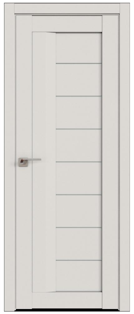 Межкомнатная дверь экошпон PROFIL DOORS 17U — Дверимаркт