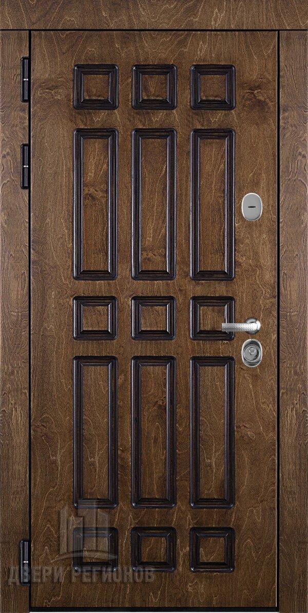 Входная уличная металлическая дверь Regidoors Базилика — Дверимаркт