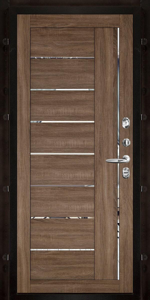Внутренняя панель LIGHT 2110 (зеркало) — Дверимаркт