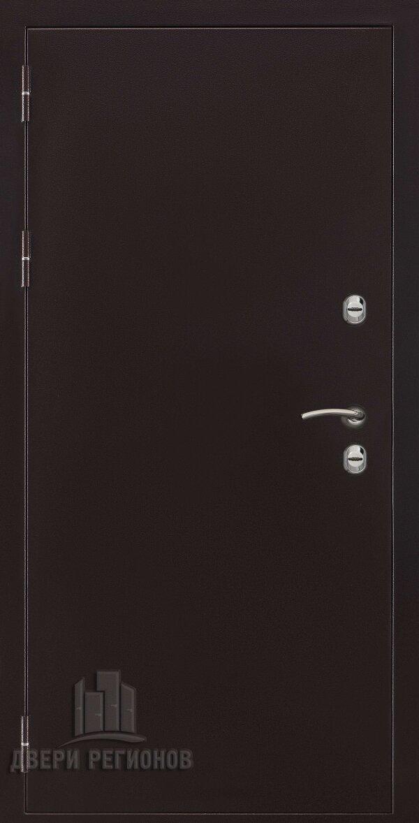 Входная уличная металлическая дверь Regidoors Термо 3 М — Дверимаркт