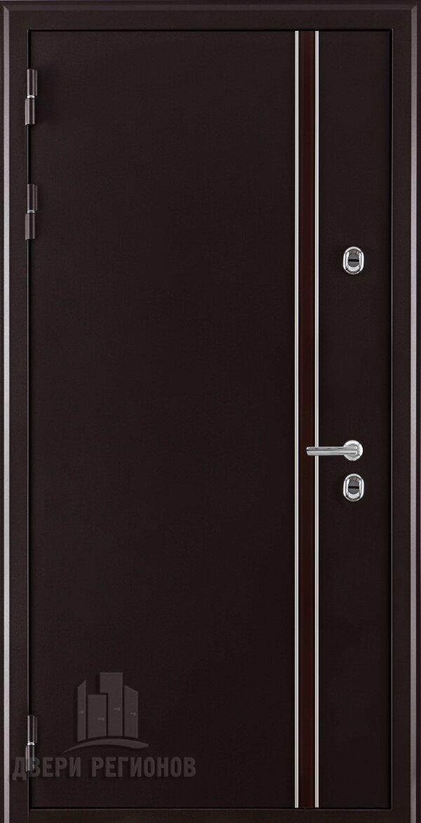 Входная уличная металлическая дверь Regidoors Норд 2 Термо — Дверимаркт