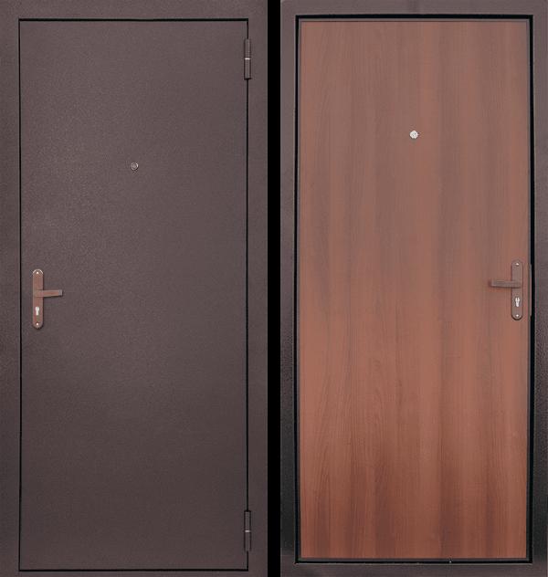 Входная металлическая дверь CommandDoors Спец-Стройгост 5-1 — Дверимаркт