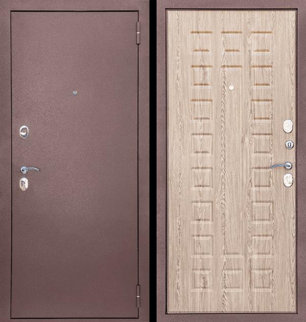 Входная металлическая дверь CommandDoors Патриот — Дверимаркт