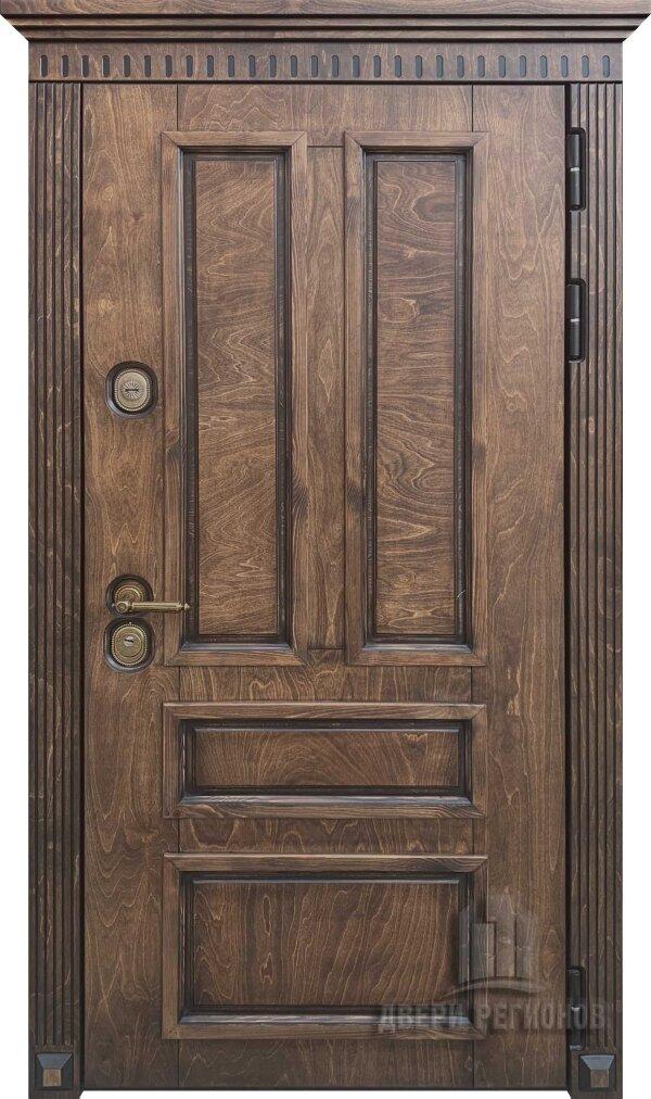 Входная металлическая дверь Regidoors Голиаф Термо — Дверимаркт