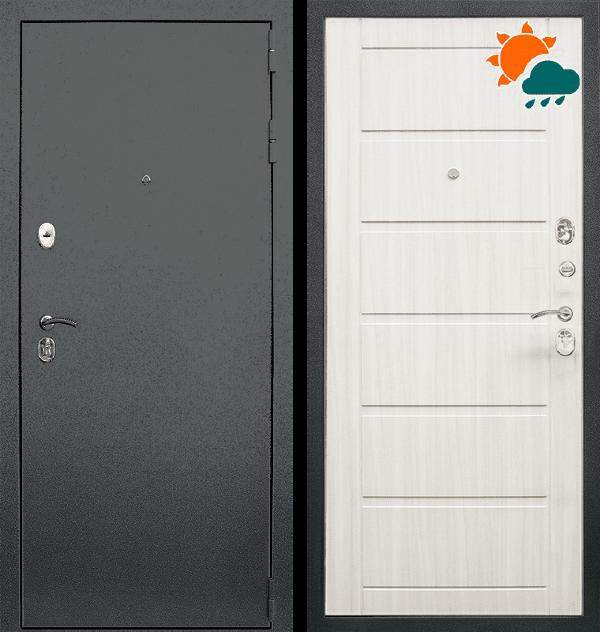 Входная металлическая дверь CommandDoors Сити — Дверимаркт