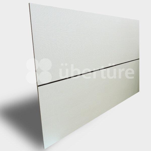 Стеновые панели Quadro Белый Велюр 300*8*1375 — Дверимаркт