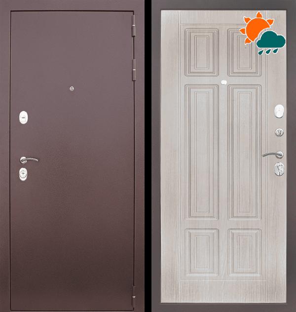 Входная металлическая дверь CommandDoors Т30 3К — Дверимаркт