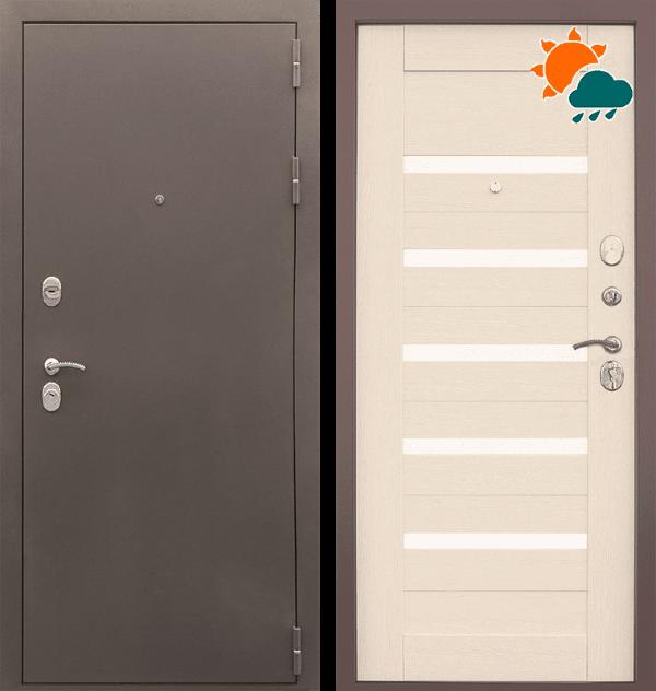 Входная металлическая дверь CommandDoors Т30 3К 2 — Дверимаркт