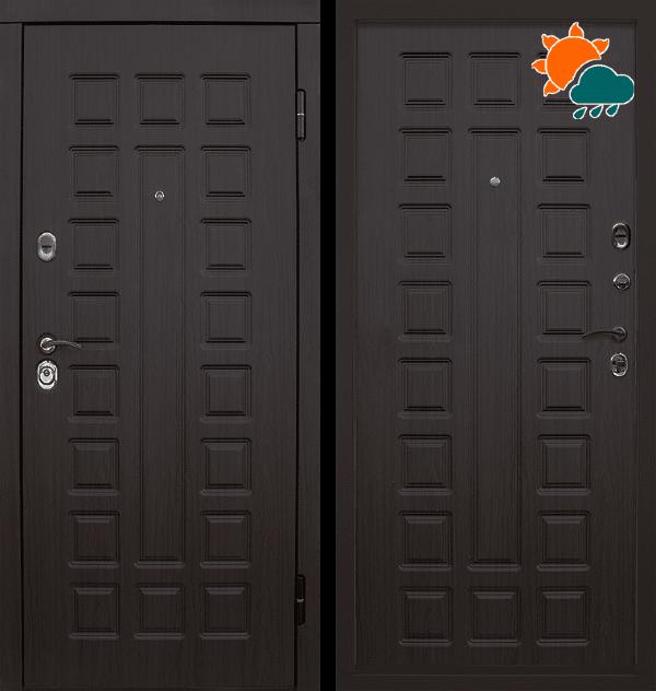 Входная металлическая дверь CommandDoors S01 2К — Дверимаркт