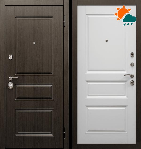 Входная металлическая дверь CommandDoors Гранд 2К — Дверимаркт