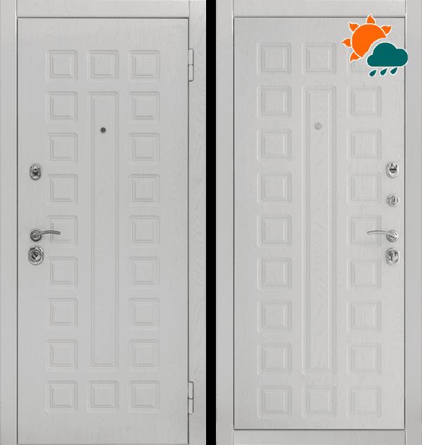 Входная металлическая дверь CommandDoors S01 2К А — Дверимаркт