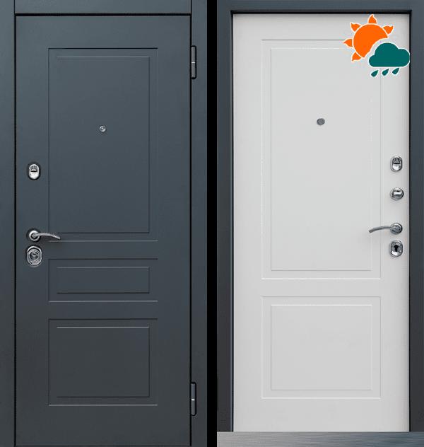 Входная металлическая дверь CommandDoors Лорд 2К — Дверимаркт