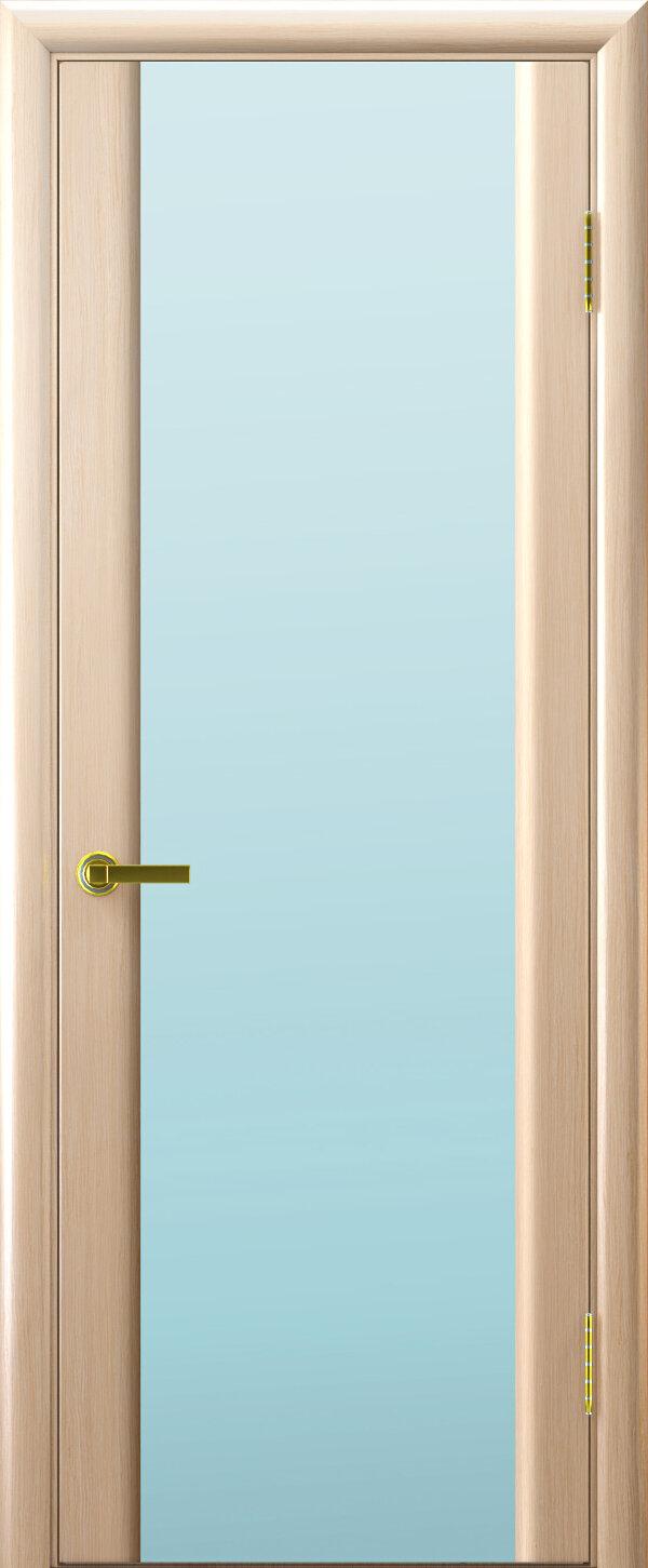 Ульяновские двери Regidoors Техно-3 (со стеклом белый триплекс) — Дверимаркт