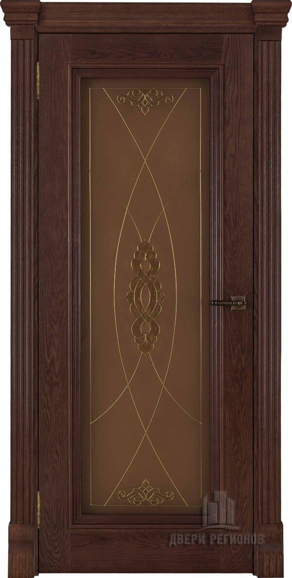 Ульяновские двери Regidoors Тоскана (со стеклом) — Дверимаркт
