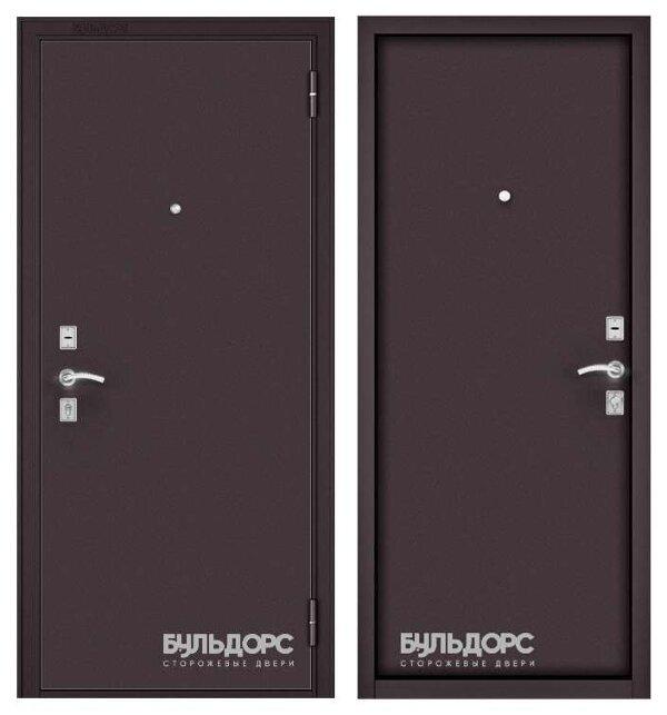 Входная металлическая дверь Бульдорс Старт — Дверимаркт