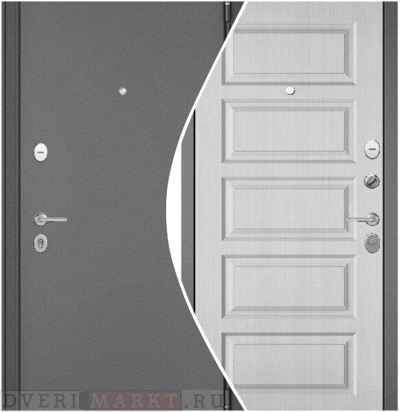 Входная металлическая дверь Бульдорс Mass 70 M108 — Дверимаркт