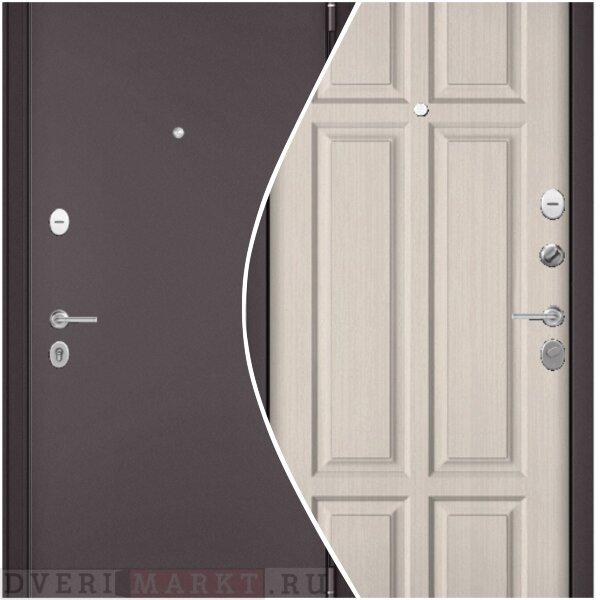 Входная металлическая дверь Бульдорс Mass 70 M109 — Дверимаркт