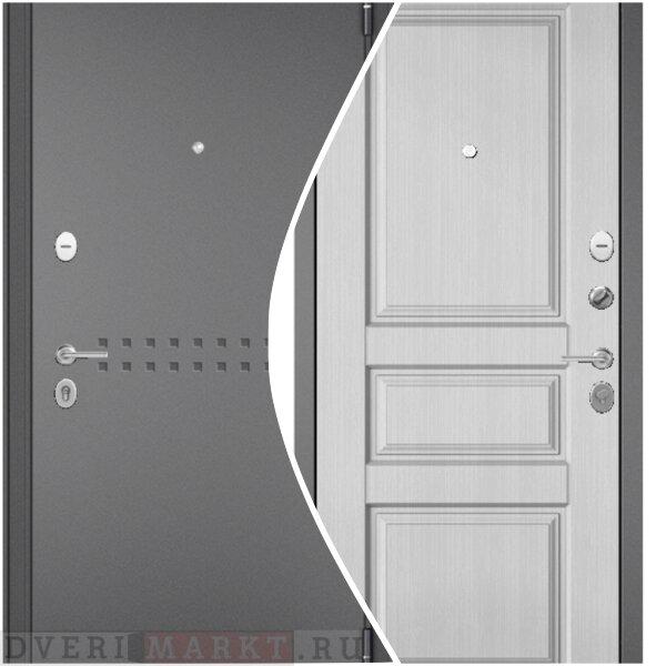Входная металлическая дверь Бульдорс Mass 90 9SD-2 — Дверимаркт