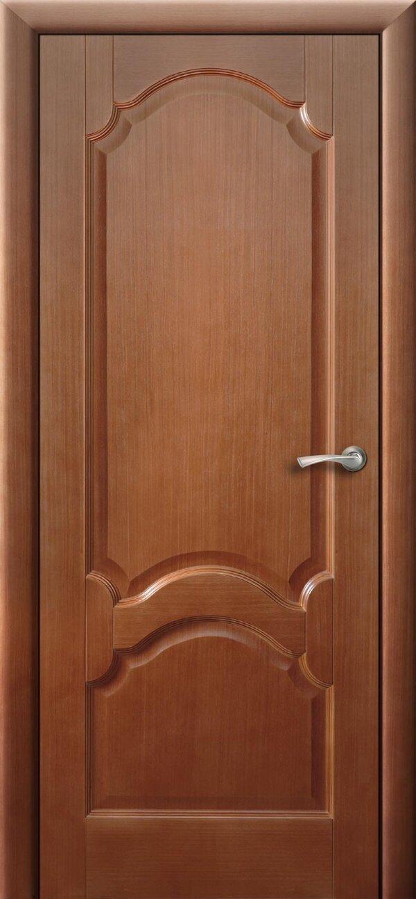 Ульяновская межкомнатная дверь Viva Коралл (глухая) — Дверимаркт