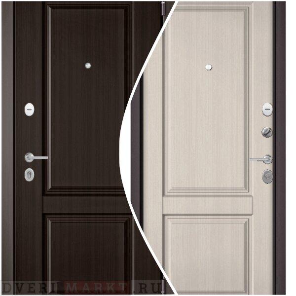 Входная металлическая дверь Бульдорс Mass 90 9SD-1  — Дверимаркт