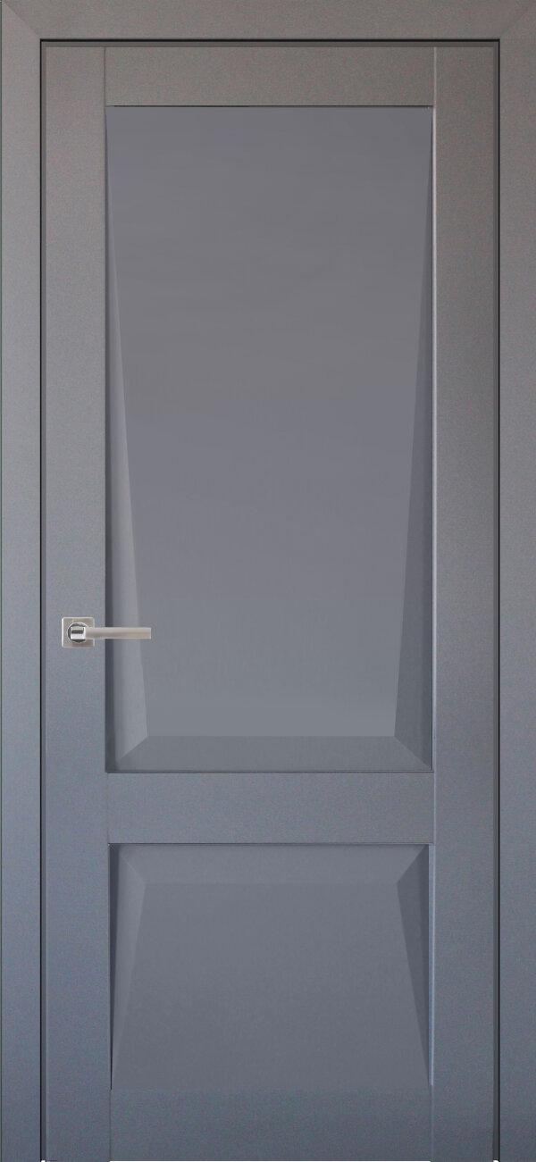 Межкомнатная дверь Uberture Перфекто 101 (глухая) — Дверимаркт