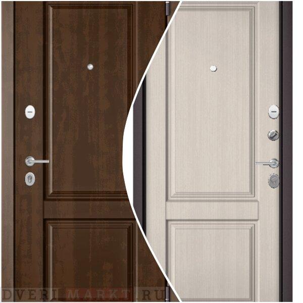 Входная металлическая дверь Бульдорс Mass 90 9SD-1-3 — Дверимаркт