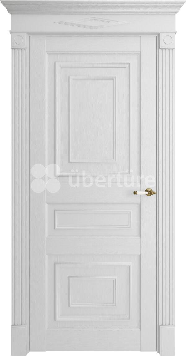 Межкомнатные двери экошпон Uberture Florence 62001 (глухая) — Дверимаркт