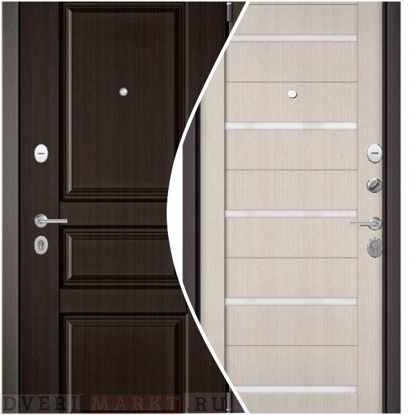 Входная металлическая дверь Бульдорс Mass 90 CR3 — Дверимаркт