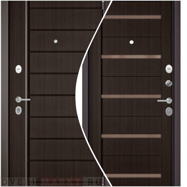 Входная металлическая дверь Бульдорс Mass 90 CR32 — Дверимаркт