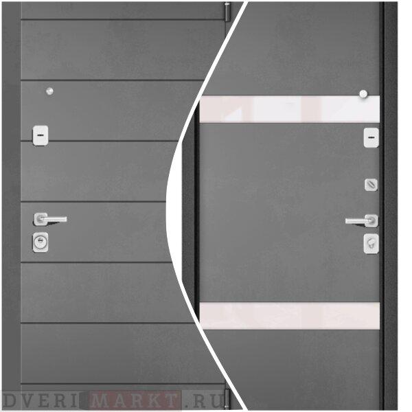 Входная металлическая дверь Бульдорс Premium 90 Si-2  — Дверимаркт