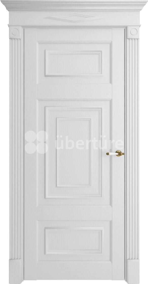 Межкомнатные двери экошпон Uberture Florence 62004 (со стеклом) — Дверимаркт
