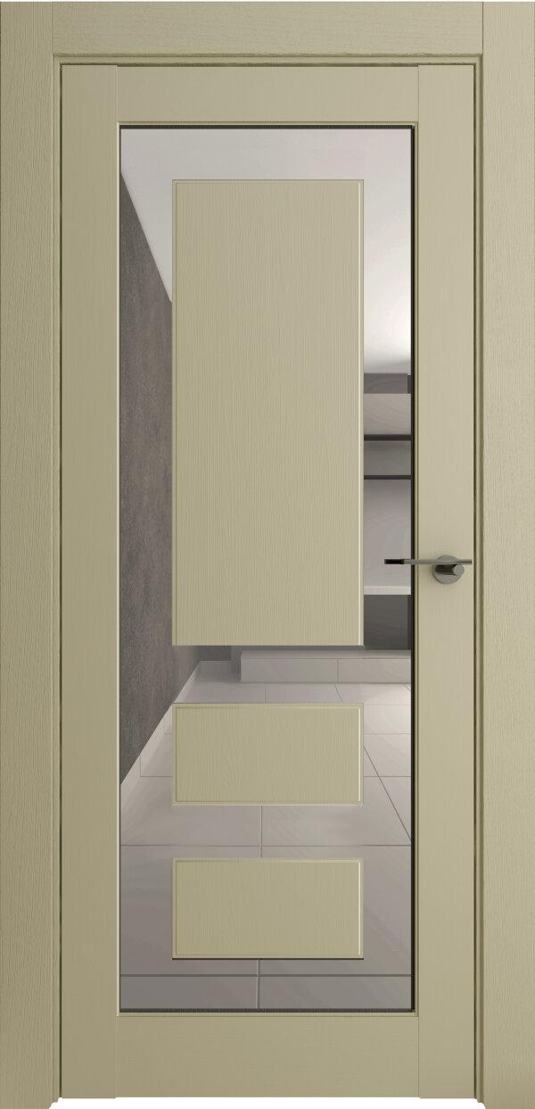 Межкомнатная дверь Uberture Neo 00005 (с зеркалом) — Дверимаркт