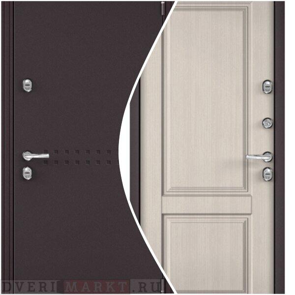 Входная металлическая дверь Бульдорс Termo 100 10TD-1 — Дверимаркт